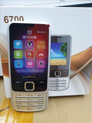 Nokia 6700 mobilni telefon