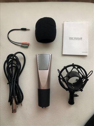 Q6 studijski mirkofon kondezatorski