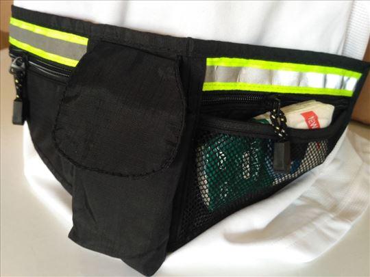 torbica sa fluo detaljima