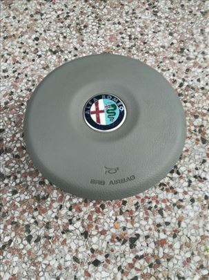 Airbag vozacev za Alfu 159