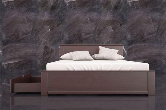 Bracni krevet KING ili QUEEN+dušek relax akcija