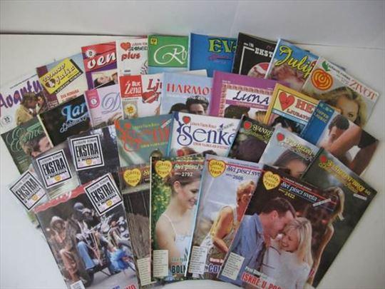 Ljubavni romani- Veliki izbor
