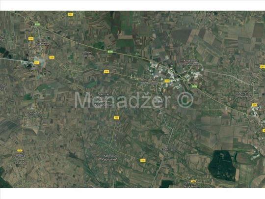 PEĆINCI, DEČ, 130 ha, poljoprivredno zemljište