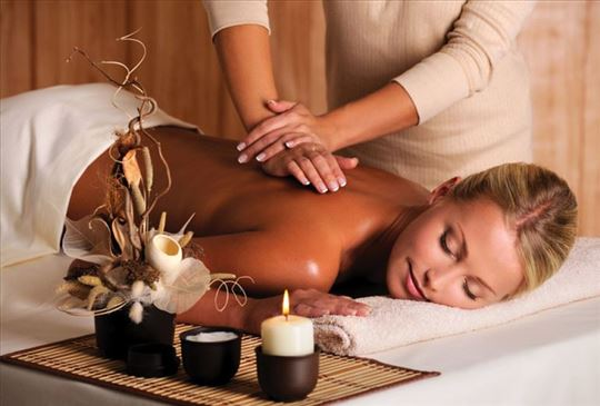 Profesionalna masaža