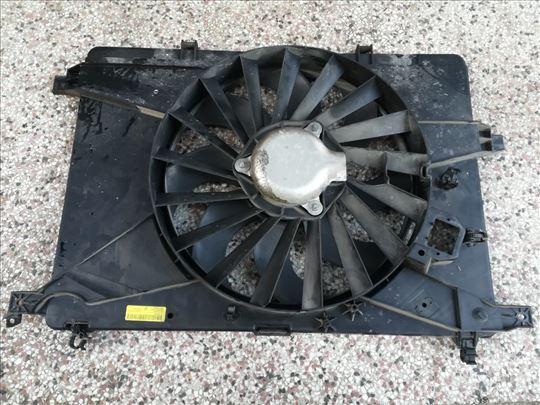 Ventilator hladnjaka za Alfu 159 1.9JTD 150ks
