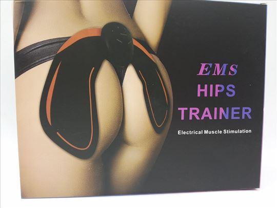 EMS Hips Trainer-električni stimulator mišića novo