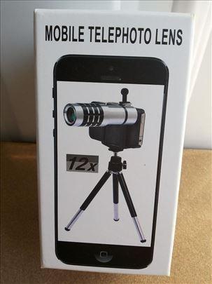Objektiv za mobilni telefon