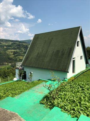 Prodaje se lepa kuća 131m2 6,7ari na Tari,Perućac