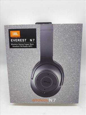 JBL BT slušalice Everest N7, novo, bluetooth