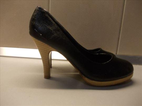 """""""Joop"""" crne salonke broj 41, sa visokom potpeticom"""