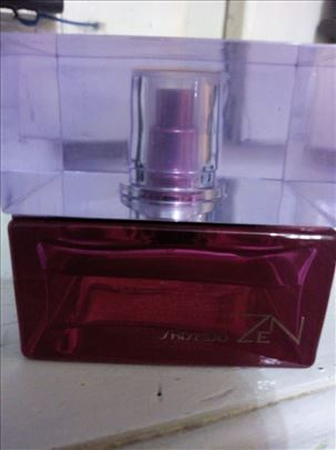 Limited Edition Shiseido Zen EDP, 50 ml Purple