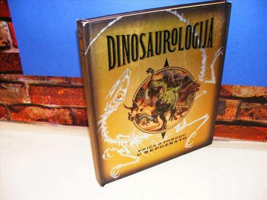 Dinosaurologija priča o pohodu u nepoznato