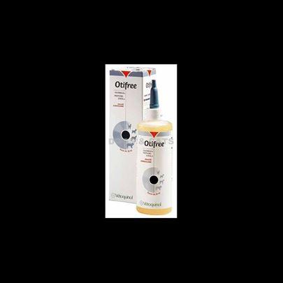 Otifree 60ml - rastvor za čišćenje ušiju