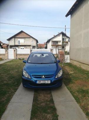 Peugeot 307 Premium HDI 2.0 registrovan do 03.2020