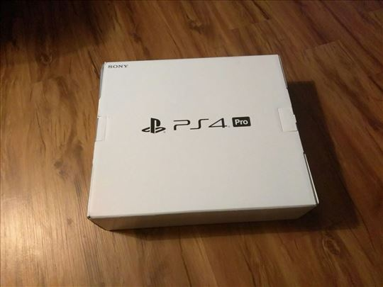 Sony PlayStation 4 PS4 Pro 1TB konzola, dva kontro