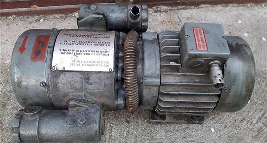 Vakuum pumpa 1.1kW