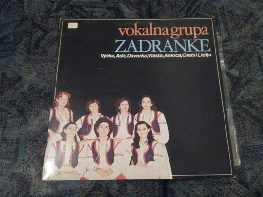 Vokalna Grupa ZADRANKE - LP