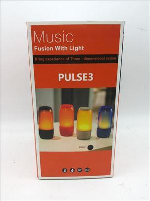 JBL Pulse3 BT zvučnik novo-Bluetooth zvučnik