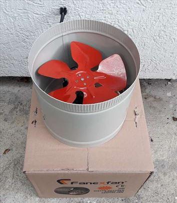 Kanalski ventilator 200mm, nov