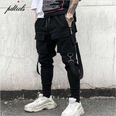 Muške pantalone hip hop M,L,XL,XXL