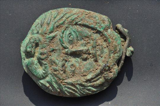 Rim fibula od bronze