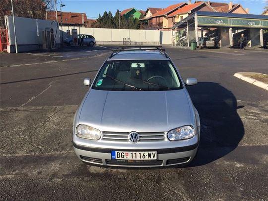 Volkswagen Golf 4 1.9 TDI KARAVAN