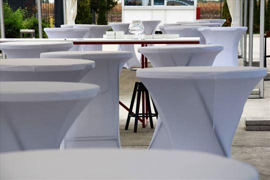 Iznajmljivanje barskih stolova i stolica