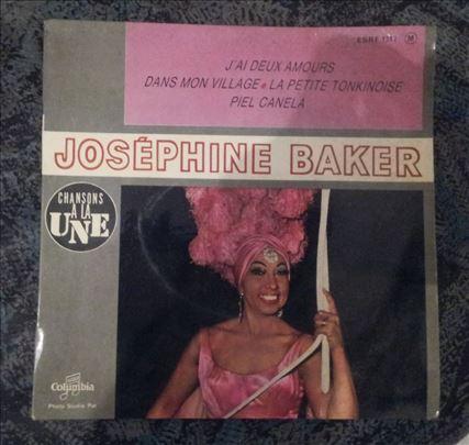 Josephine Baker - Chansons a la une - singl