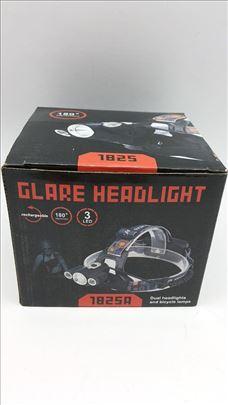 Led lampa za glavu punjiva novo