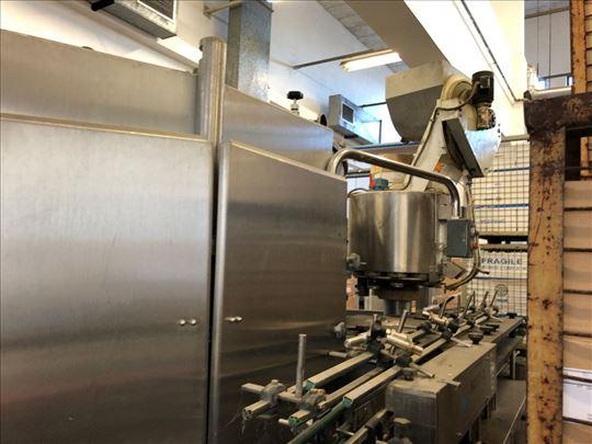 Bartolin, mašina za punjenje vina