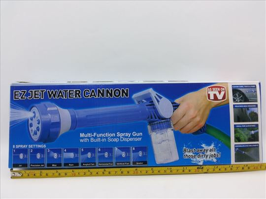 Multifunkcionalni pištolj za vodu