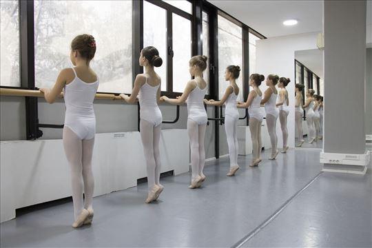 Priprema za upis u 1. razred baletske škole