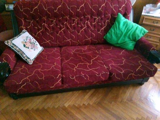 Simpo / kauč - krevet
