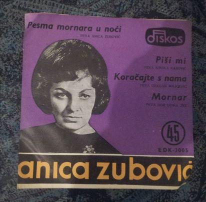 Anica Zubović - Pesma mornara