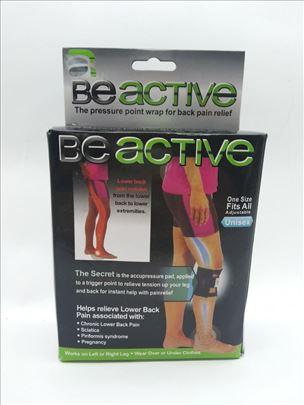 Be Activ oslobađa bol u leđima i nogama