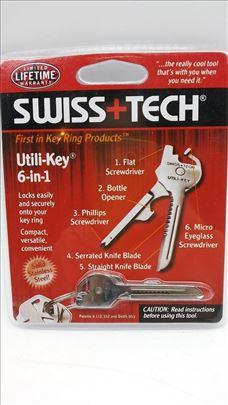 Swiss+Tech Multifunkcijski džepni alat, novo