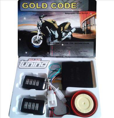 Alarm za motore i skutere