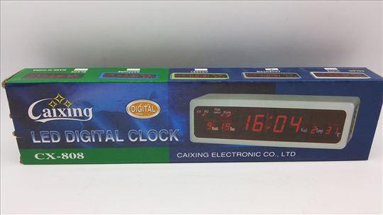 Led digitalni sat CX-808, nov