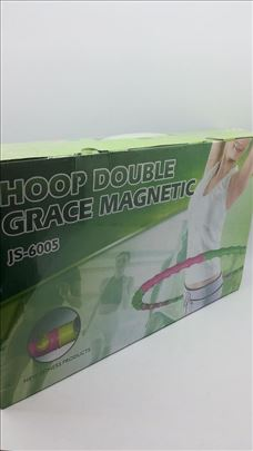 Hula Hoop Grace Magnetic, novo - Magnetni obruč