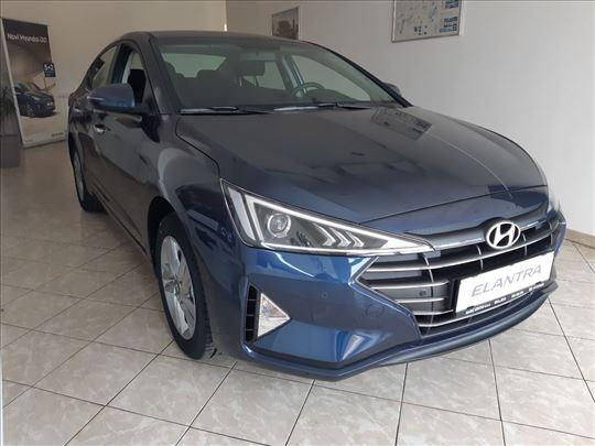 Nova Hyundai Elantra 1.6 Mpi