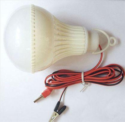LED 12v E27 sijalica 12W