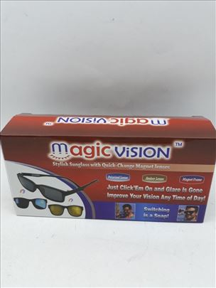 Naočare Magic Vision naočare sa magnetom