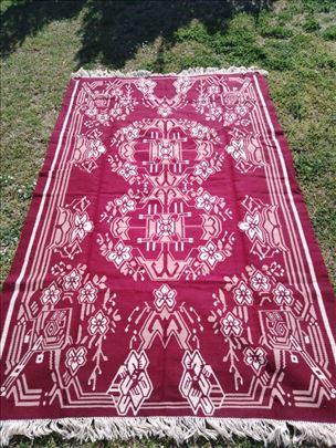 Ručno tkani ćilim, hitno