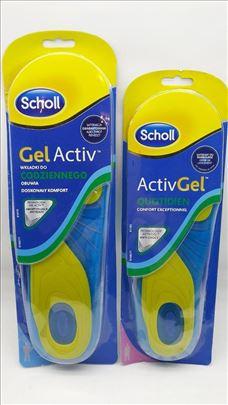 Scholl activ gel ulošci novo Scholl activ gel
