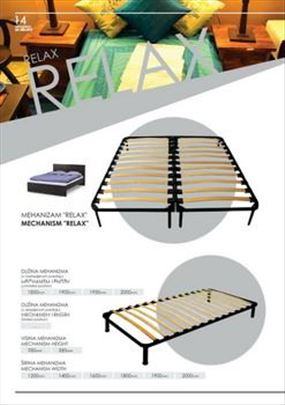 Sve vrste makaza i mehanizama na krevetima