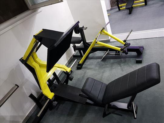 Vrhunske Masine Za Teretane I Fitness Centre