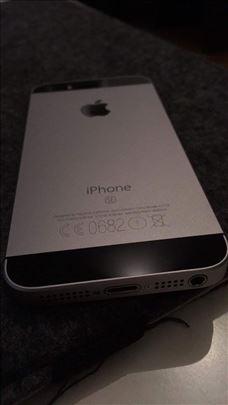 iPhone SE gray