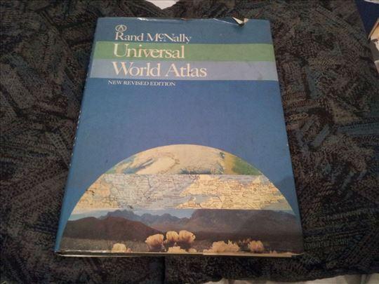 Rand McNally's Universal World Atlas