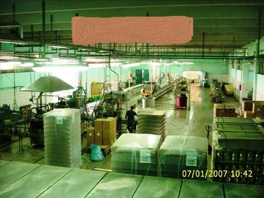 Turšija - oprema za preradu i pakovanje zimnice