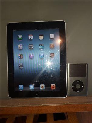 Ipad A1219 (32gb) i ipod classi (120gb)